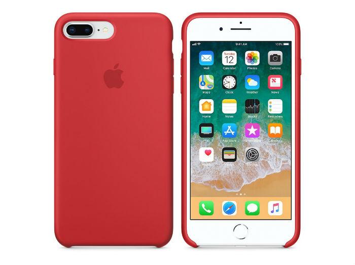 Esta funda de silicona está diseñada para el iPhone 8 y 7