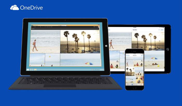 Microsoft actualiza el servicio de almacenamiento OneDrive