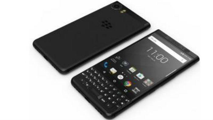 El BlackBerry KeyOne se reinventa con nuevo color y más memoria