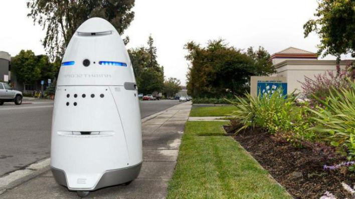Los robots puestos al servicio de la vigilancia