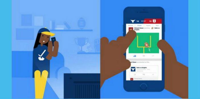 """Facebook crea """"Sports Stadium"""" sección para fanáticos de los deportes"""