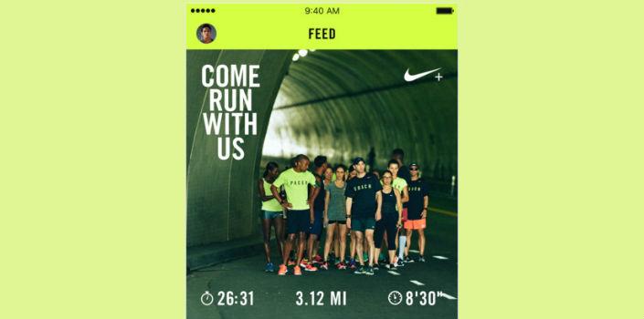 """Aplicación """"Nike+ Run Club"""" se actualiza con nuevas funciones"""