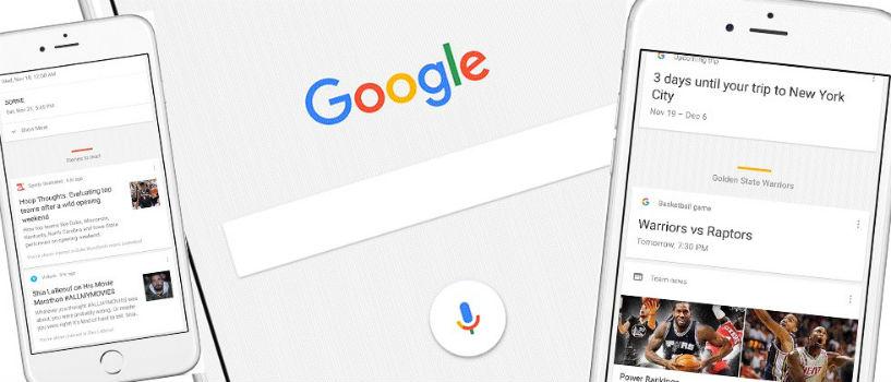 Google Search para iOS ahora trae sección con noticias personalizada