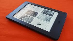 El Kindle Paperwhite es una de las mejores opciones para lectura