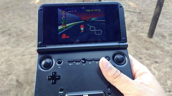 Esta consola es portátil y especialmente diseñada para videojuegos