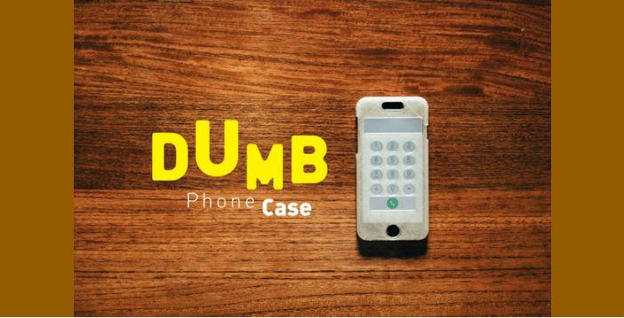 Dumb Phone Case, la solución para disminuir la adicción al smartphone