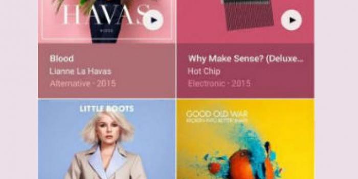 Apple presenta su aplicación para escuchar música en versión Android