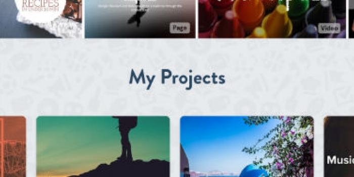 Adobe Spark, plataforma gratuita para crear historias con multimedia