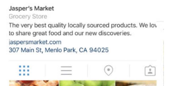 Instagram anuncia oficialmente los perfiles para negocios