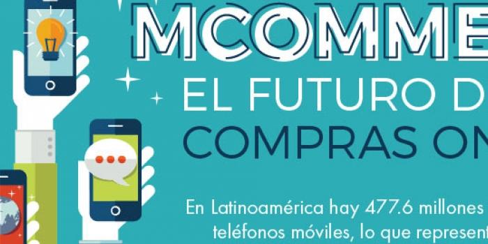 mCommerce domina las compras online en LATAM