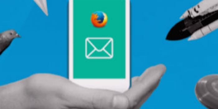 Con Firefox para iOS ahora es posible elegir cómo enviar tus emails
