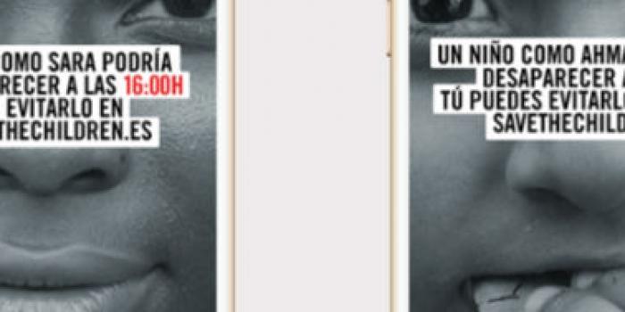 Save The Children busca evitar que más niños refugiados desaparezcan