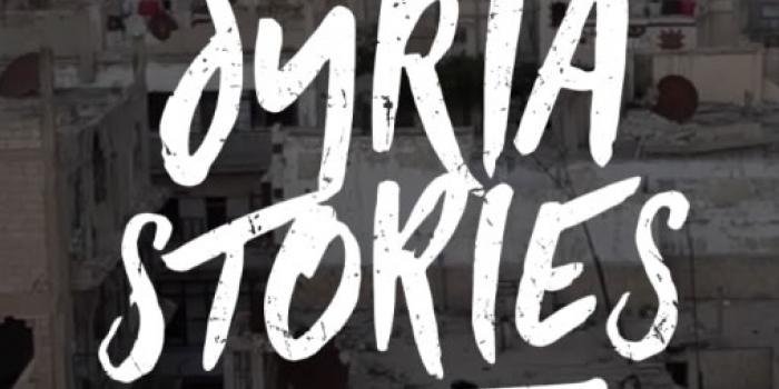 Historias de Syria, una serie web que narra el otro lado de la guerra