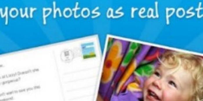 Con Touchnote puedes enviar postales desde tu smartphone