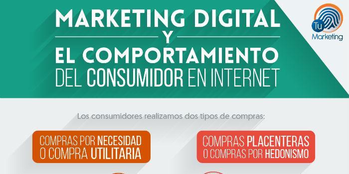 Marketing Digital y comportamiento del consumidor en internet