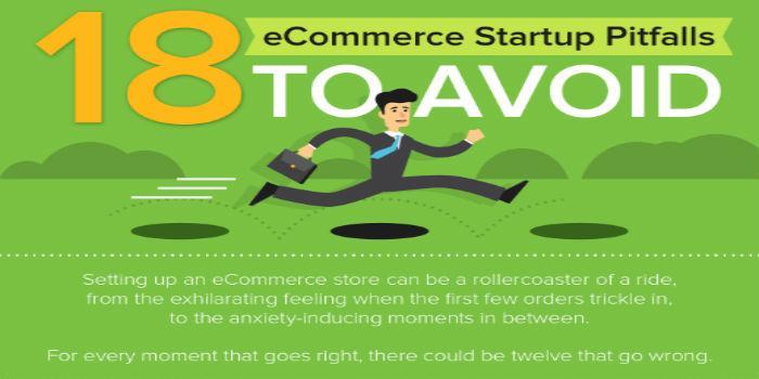 18 errores que debes evitar al iniciar tu negocio de eCommerce