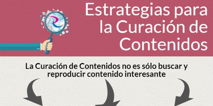 Estrategias para la curación de Contenidos Digitales