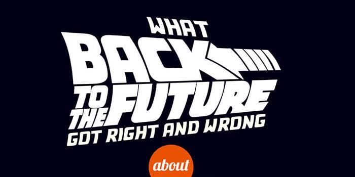 Volver al futuro, qué existe y qué no en tecnología según la película