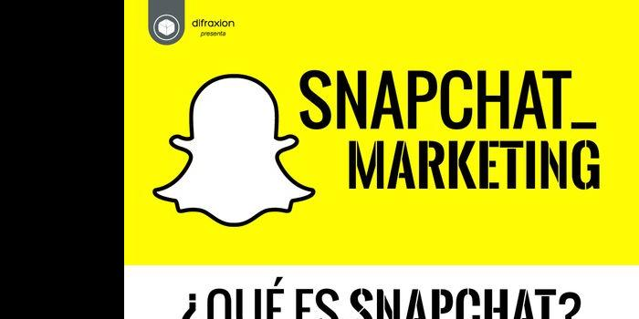 ¿Cómo introducir tus campañas de marketing a Snapchat?