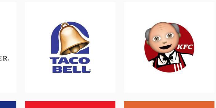 Logoji, una cuenta en instagram que convierte logos en emojis