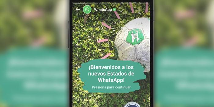 WhatsApp celebra 8 años y estrena su función