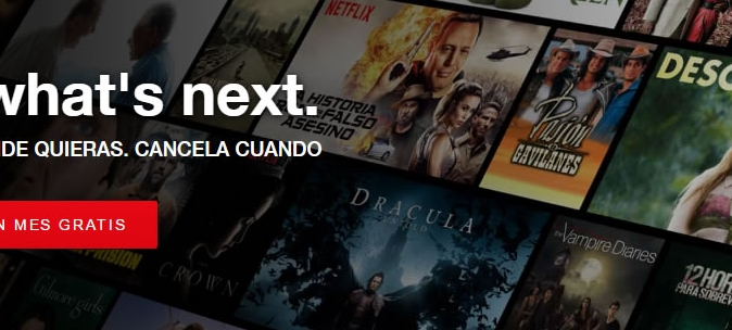 Netflix ya permite la descarga de su contenido para ver offline