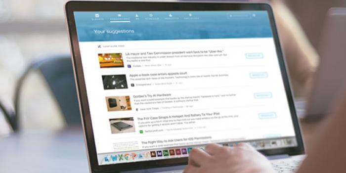 LinkedIn crea aplicación para compartir contenido corporativo