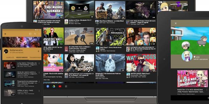 YouTube Gaming ya está en Latinoamérica