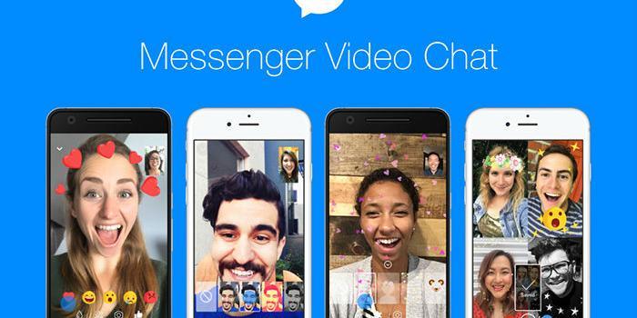 Las videollamadas de Facebook Messenger ahora con reacciones animadas