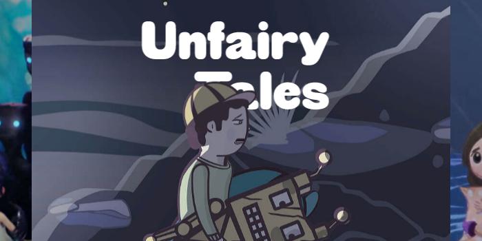 Unfairy Tales, cuentos sin hadas que narran la vida de los niños de Siria