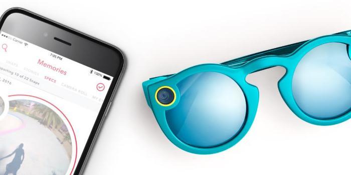 """Spectacles"", las gafas de Snapchat para grabar videos"