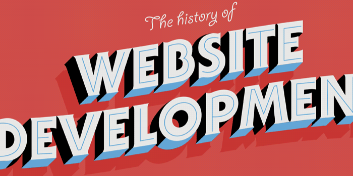 La Historia del Desarrollo Web