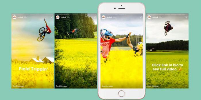 Las Instagram Stories ya se pueden compartir también en Facebook
