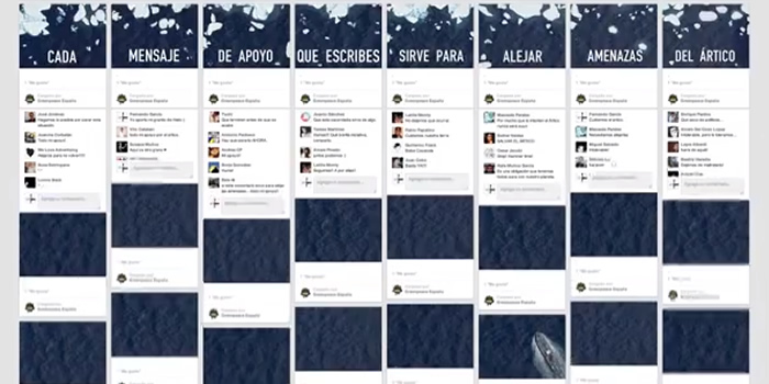 Campañas sociales a través de medios digitales
