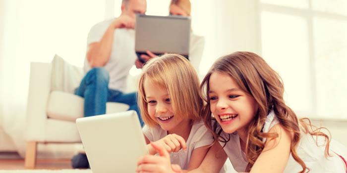 ¿Cuánto tiempo pasan los niños conectados a Internet?