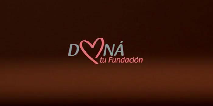 Doná tu Fundación, campaña digital apadrinada por varias fundaciones