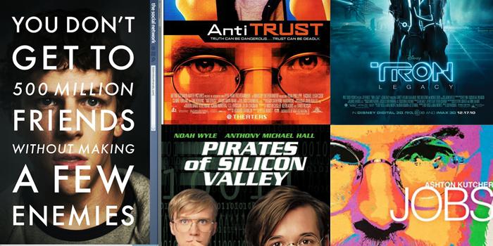 5 películas sobre tecnología e informática