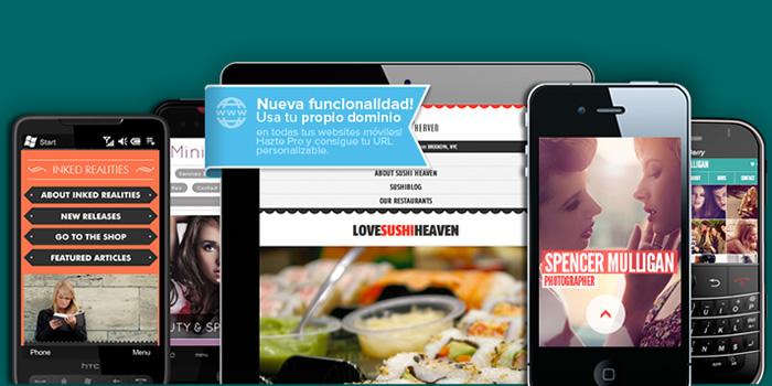 Servicios para adaptar una página web a versión móvil