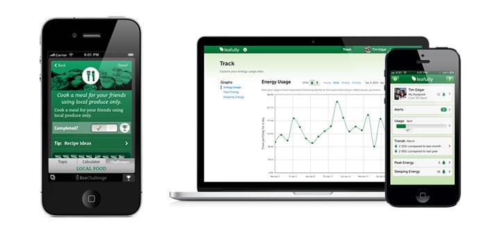Aplicaciones para monitorear nuestro gasto ecológico