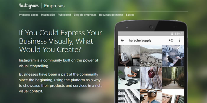 Activa el perfil empresas en Instagram y conoce sus ventajas