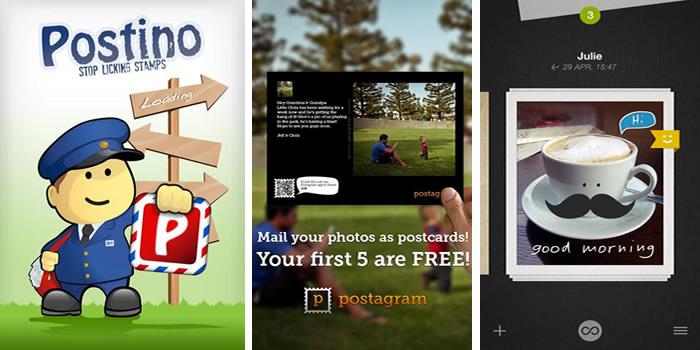 Apps para crear y enviar tarjetas virtuales en ocasiones especiales