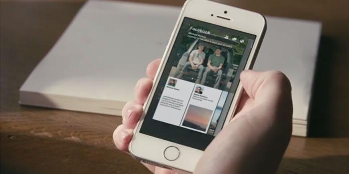 Facebook Paper, nueva app de la red social para leer noticias
